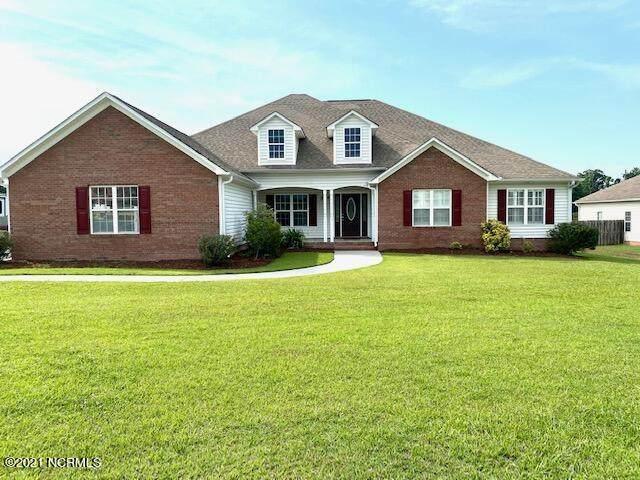 304 W Howard Drive, Jacksonville, NC 28540 (MLS #100277025) :: Thirty 4 North Properties Group