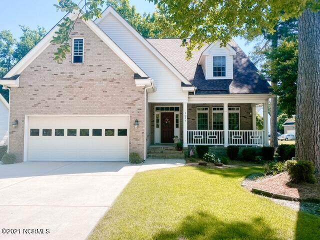 3025 Woods Walk Way, Rocky Mount, NC 27804 (MLS #100277123) :: Berkshire Hathaway HomeServices Hometown, REALTORS®