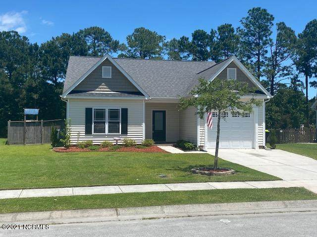 414 Patriots Point Lane, Swansboro, NC 28584 (MLS #100277171) :: Stancill Realty Group