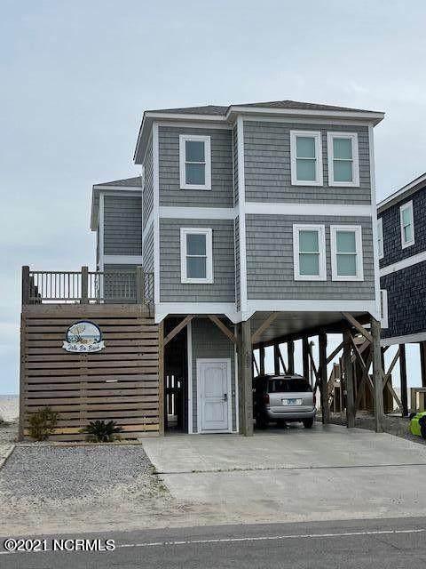 4323 E Beach Drive, Oak Island, NC 28465 (MLS #100277202) :: Coldwell Banker Sea Coast Advantage