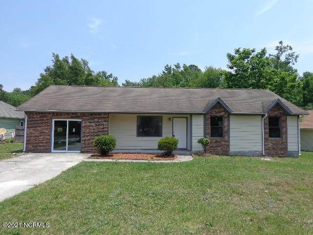 217 Rawls Court, Jacksonville, NC 28540 (MLS #100277506) :: Berkshire Hathaway HomeServices Hometown, REALTORS®