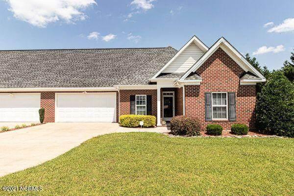 3117 Westchester Drive, Tarboro, NC 27886 (MLS #100277551) :: The Tingen Team- Berkshire Hathaway HomeServices Prime Properties