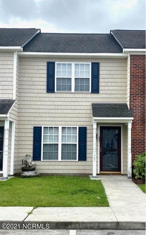 407 Springwood Drive, Jacksonville, NC 28546 (MLS #100277579) :: Courtney Carter Homes