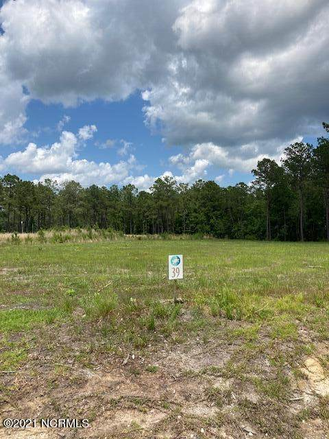 39 Gus Horne Road, Holly Ridge, NC 28445 (MLS #100277594) :: Stancill Realty Group