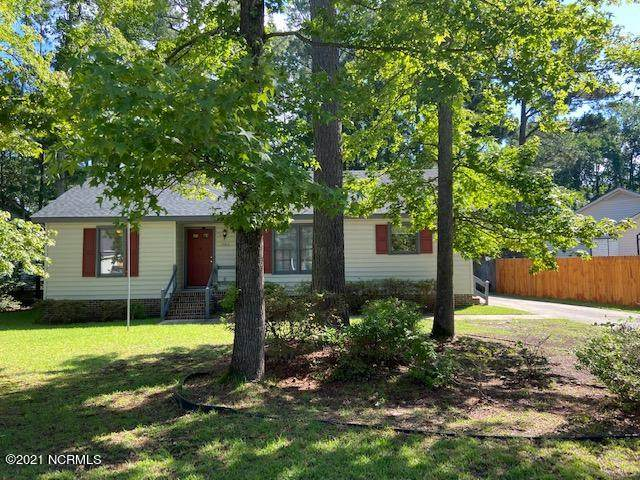 1240 Opossum Trot Lane, Rocky Mount, NC 27804 (MLS #100277827) :: The Oceanaire Realty