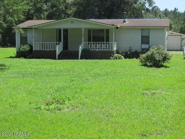 300 Wire Grass Road, Lumberton, NC 28358 (MLS #100277890) :: The Cheek Team