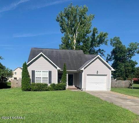 406 Bynum Avenue, Maysville, NC 28555 (#100277993) :: Rachel Kendall Team