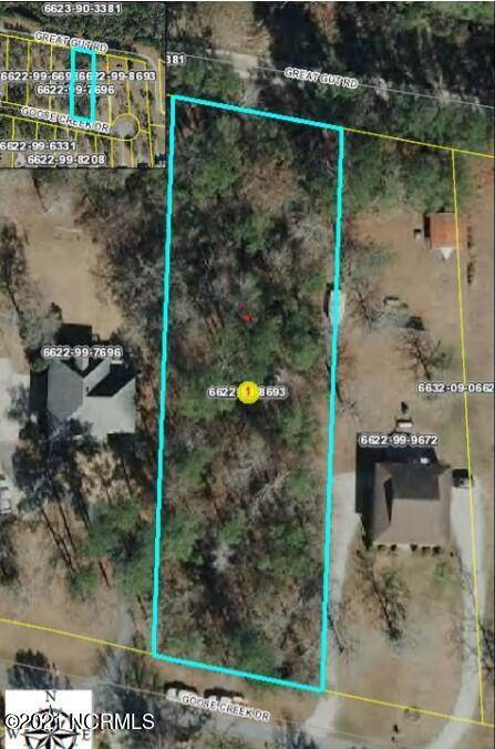 Lot 43 Goose Creek Drive, Washington, NC 27889 (MLS #100278737) :: The Keith Beatty Team
