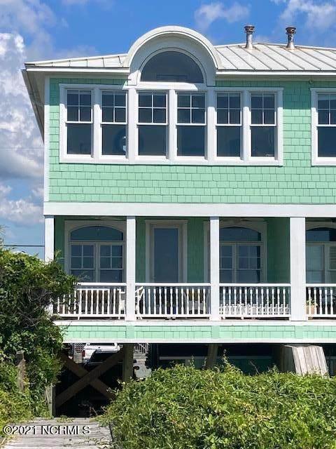 903 Ocean Boulevard B, Topsail Beach, NC 28445 (MLS #100278856) :: Frost Real Estate Team