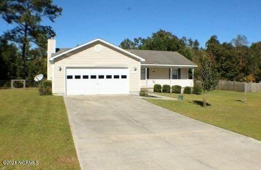 105 Littleleaf Court, Jacksonville, NC 28540 (MLS #100279567) :: CENTURY 21 Sweyer & Associates