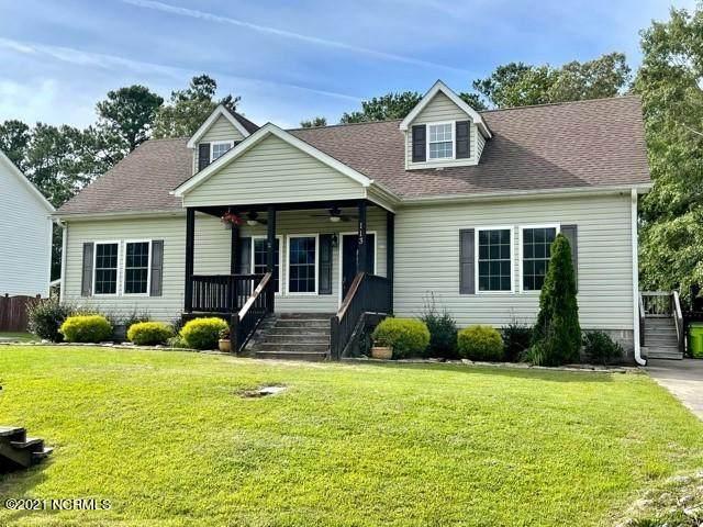 113 Craig Drive, Hubert, NC 28539 (MLS #100281306) :: Lynda Haraway Group Real Estate
