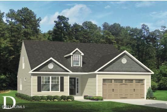 2581 Longleaf Pine Circle, Leland, NC 28451 (MLS #100281738) :: Vance Young and Associates