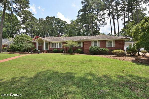 3213 Woodlawn Road, Rocky Mount, NC 27804 (MLS #100281757) :: The Rising Tide Team
