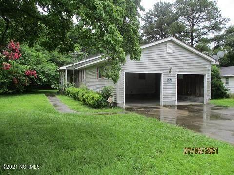 102 Robinson Street, Clinton, NC 28328 (MLS #100282070) :: CENTURY 21 Sweyer & Associates