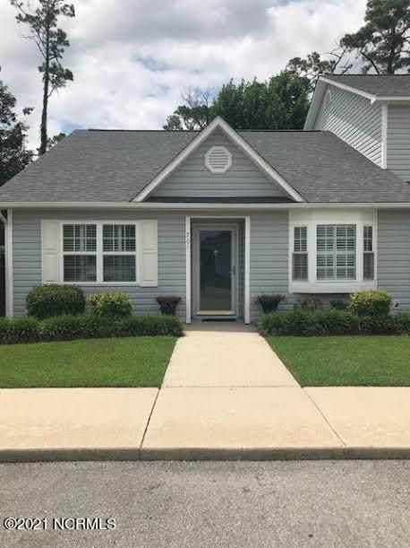303 Barbour Road #701, Morehead City, NC 28557 (MLS #100282442) :: The Tingen Team- Berkshire Hathaway HomeServices Prime Properties