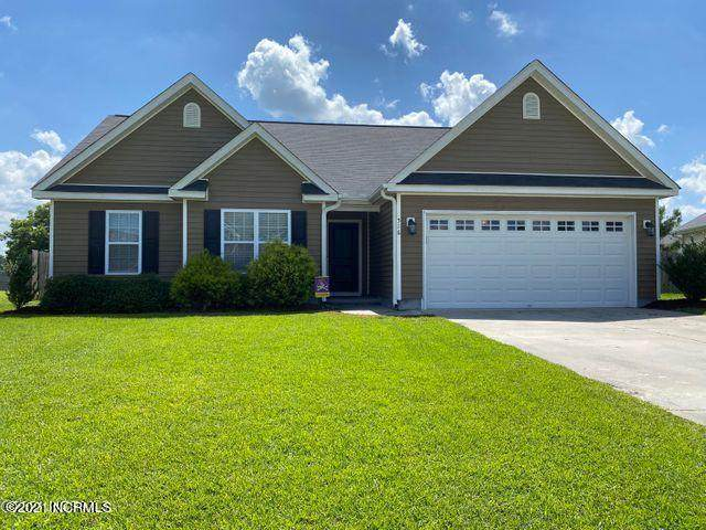 516 Arbor Drive, Greenville, NC 27858 (MLS #100282499) :: Stancill Realty Group