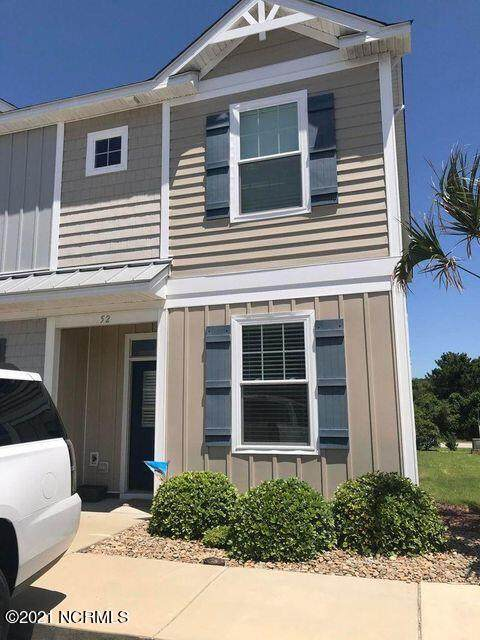 2800 W Fort Macon Road #52, Atlantic Beach, NC 28512 (MLS #100282639) :: Stancill Realty Group