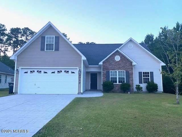 2017 W Wt Whitehead Drive, Jacksonville, NC 28546 (MLS #100282819) :: Holland Shepard Group