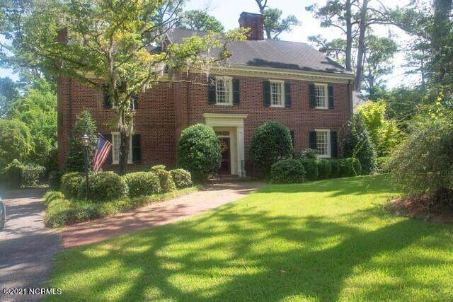 721 Forest Hills Drive, Wilmington, NC 28403 (MLS #100283308) :: Lynda Haraway Group Real Estate