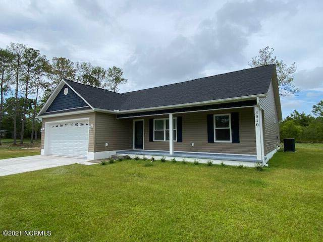 3040 Pine Hill Drive SW, Shallotte, NC 28470 (MLS #100283352) :: RE/MAX Essential