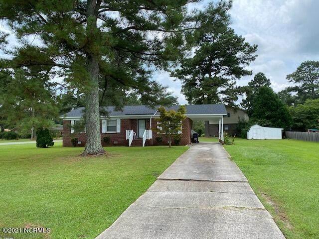 4567 W Church Street, Farmville, NC 27828 (MLS #100283498) :: The Cheek Team