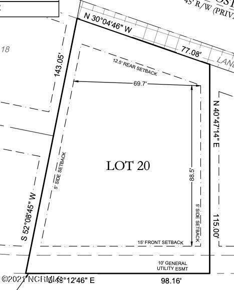 92 Voyager Way, Hampstead, NC 28443 (MLS #100283611) :: Berkshire Hathaway HomeServices Prime Properties