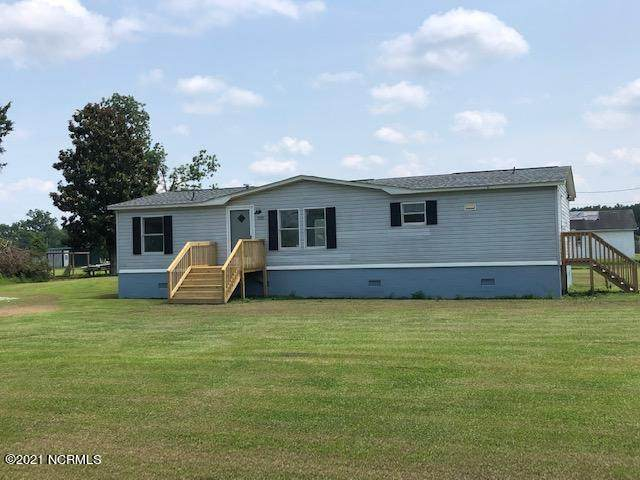 7111 White Oak River Road, Maysville, NC 28555 (MLS #100284256) :: RE/MAX Elite Realty Group
