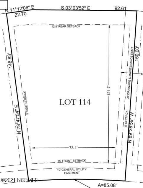 104 Shoal Avenue, Hampstead, NC 28443 (MLS #100284507) :: Berkshire Hathaway HomeServices Prime Properties