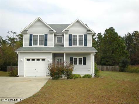 400 Tasha Terrace, Swansboro, NC 28584 (MLS #100285517) :: Berkshire Hathaway HomeServices Hometown, REALTORS®