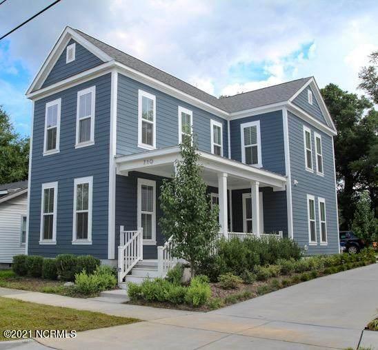 710 Hanover Street, Wilmington, NC 28401 (MLS #100285521) :: Berkshire Hathaway HomeServices Prime Properties