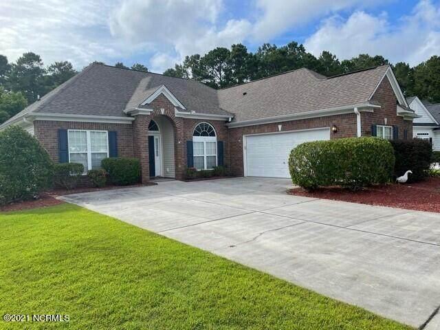 7595 Dunbar Drive SW, Sunset Beach, NC 28468 (MLS #100286404) :: Lynda Haraway Group Real Estate