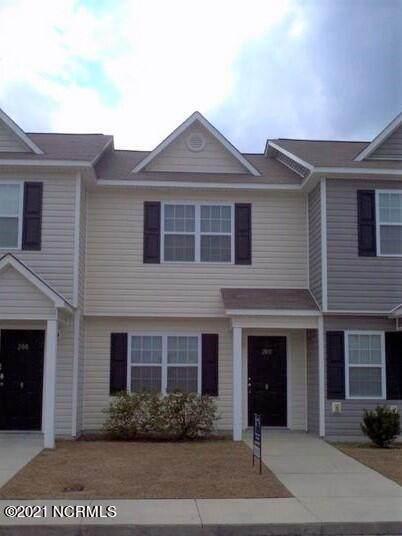 200 Lanieve Court Unit 8, Hubert, NC 28539 (MLS #100287195) :: Berkshire Hathaway HomeServices Hometown, REALTORS®