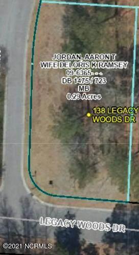 138 Legacy Woods Drive, Wallace, NC 28466 (MLS #100287694) :: David Cummings Real Estate Team