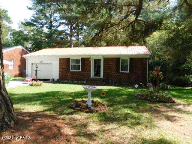 3341 S Church Street, Fountain, NC 27829 (MLS #100288560) :: Berkshire Hathaway HomeServices Prime Properties