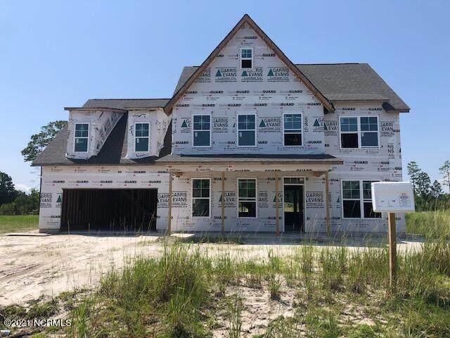 625 Aria Lane, Hubert, NC 28539 (MLS #100289110) :: Berkshire Hathaway HomeServices Hometown, REALTORS®