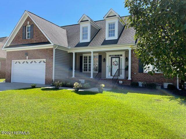 1220 Spring Forest Drive, Rocky Mount, NC 27803 (MLS #100289309) :: Coldwell Banker Sea Coast Advantage