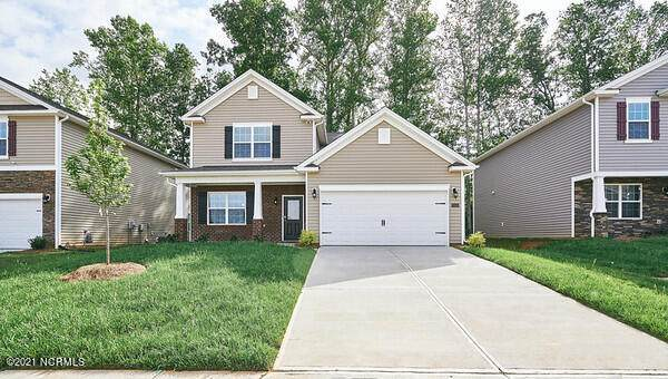 2003 Chiles Drive, New Bern, NC 28562 (MLS #100289320) :: Frost Real Estate Team