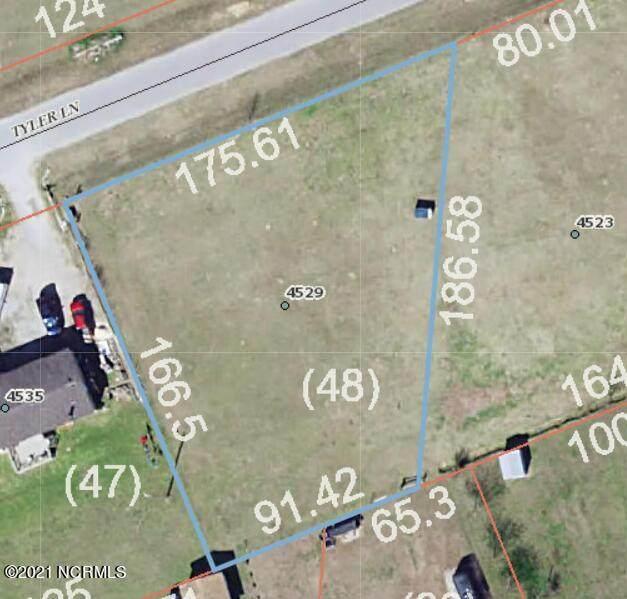 4529 Tyler Lane, Wilson, NC 27893 (MLS #100289623) :: Berkshire Hathaway HomeServices Prime Properties
