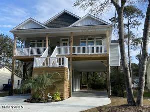 6706 E Oak Island Drive, Oak Island, NC 28465 (MLS #100289797) :: Barefoot-Chandler & Associates LLC
