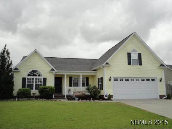 114 Joshua Norman Drive, New Bern, NC 28562 (MLS #100290406) :: Shapiro Real Estate Group