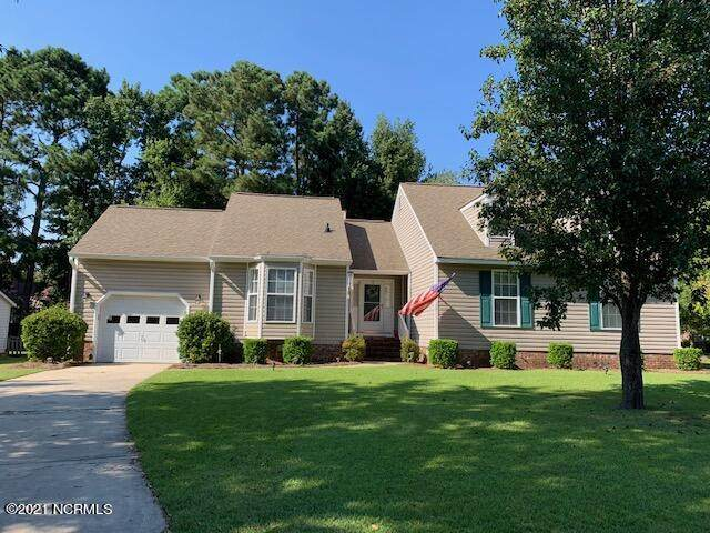 1700 Candlewood Lane, New Bern, NC 28562 (MLS #100290701) :: Vance Young and Associates