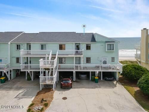907 Pelican Court #907, Kure Beach, NC 28449 (MLS #100291218) :: Vance Young and Associates