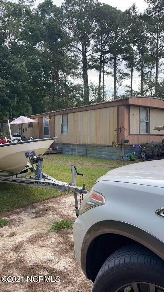 1775 Hideaway Road SW, Ocean Isle Beach, NC 28469 (MLS #100291510) :: David Cummings Real Estate Team
