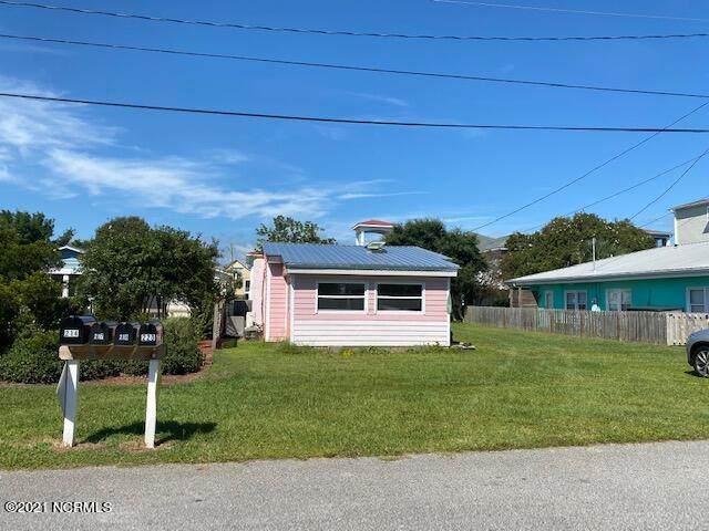 217 N 3rd Avenue, Kure Beach, NC 28449 (MLS #100291576) :: Watermark Realty Group