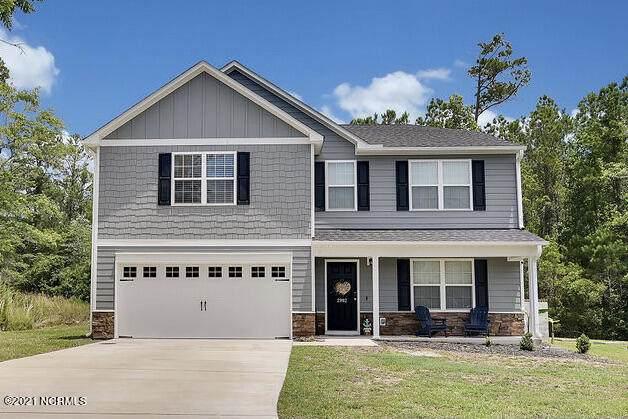 2982 Lyndhurst Terrace SW, Shallotte, NC 28470 (MLS #100291942) :: Berkshire Hathaway HomeServices Hometown, REALTORS®
