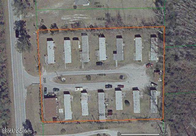 159 Highway 172, Hubert, NC 28539 (MLS #100292117) :: Barefoot-Chandler & Associates LLC