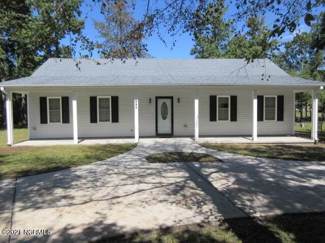 105 Tanglewood Drive, Wilmington, NC 28409 (MLS #100292224) :: Vance Young and Associates
