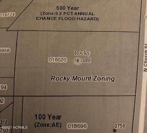 0 N Off Church Street, Rocky Mount, NC 27804 (MLS #100292575) :: CENTURY 21 Sweyer & Associates