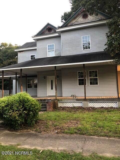110 W Main Street, Fremont, NC 27830 (MLS #100292970) :: Donna & Team New Bern