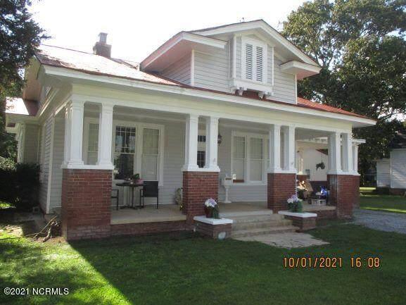 302 Goldsboro Street, Lucama, NC 27851 (MLS #100293227) :: CENTURY 21 Sweyer & Associates